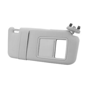 Right Passenger Side Sun Visor For 2007 2011 08 09 Toyota Camry Without Sunroof Fits Toyota Camry