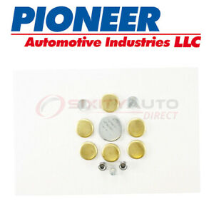 Pioneer Expansion Plug Kit For 1977 Pontiac Ventura 5 7l V8 Engine Mf