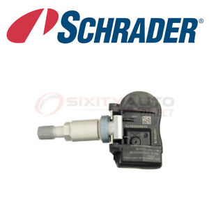 Schrader Tire Pressure Monitoring System Tpms Sensor For 2011 2015 Kia Jr