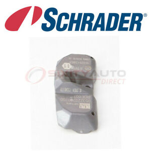 Schrader Tire Pressure Monitoring System Tpms Sensor For 2008 Bentley Ha