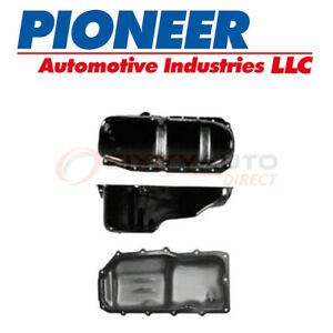 Pioneer Engine Oil Pan For 1995 1999 Mitsubishi Eclipse 2 0l L4 Low Nr