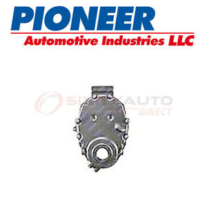 Pioneer Timing Cover For 1996 2002 Chevrolet Corvette 5 7l V8 Engine Valve Ds