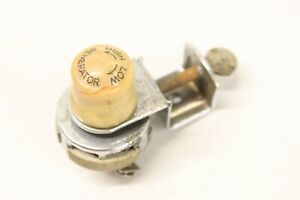 Original 1930 s 1940 s Under Dash Accessory Generator Switch Chevy Ford Mopar