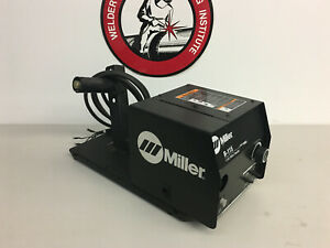 Used Miller Electric R115 Wire Feeder 115vac Gmaw Fcaw Lincoln
