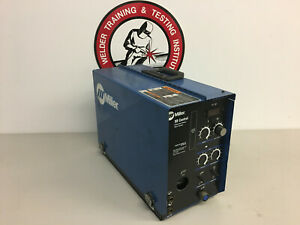 Used Miller Electric Xr Control Wire Feeder 24vac Aluminum Mig Gmaw