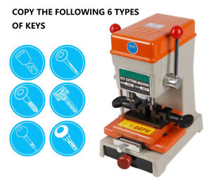 Key Cutting Machine Laser Car Door Key Cutting Copy Duplicating Machine Tools