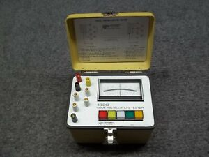 Vishay Measurements Group 1300 Gage Installation Instruments Tester