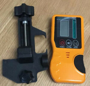 Green Beam Laser Detector Receiver For Rotating Laser Level Leica Topcon rugby