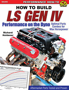 How To Build Ls Gen Iv Engine