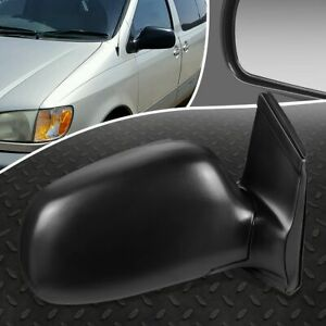 For 98 03 Toyota Sienna Oe Style Powered Passenger Right Side View Door Mirror