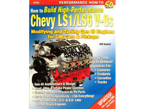 Corvette High Performance Chevy Ls1 ls6 Engines