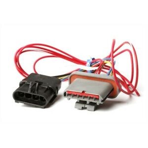 Holley 534 139 Commander 950 Distributor Wiring Harness Adapter
