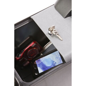 Universal Center Car Console Organizer Truck Cup Holder Minivan Auto Storage New