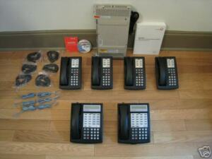 Lucent Avaya Acs Phone System Small Business Start up