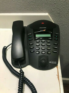 Fully Refurbished Polycom 2200 06325 001 Soundpoint Pro Se 225 Conference Phone