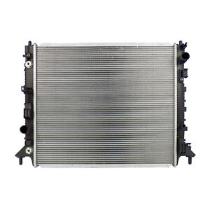 Radiator 6 2 Liter Supercharged V8 Plastic And Aluminum