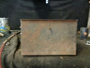 Vintage 1926 Ford Model T Coil Box Original Engine Mounted