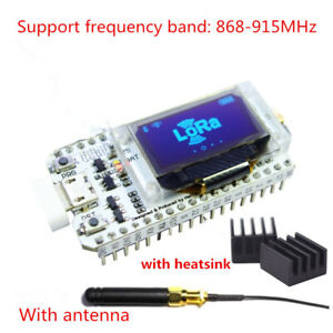 Wifi Jammer Esp32 Oled Display Module Internet Development Board Arduino