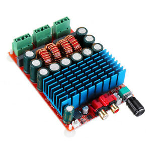 Tas5630 Hifi Digital Power Amplifier Board 2x300w 2 0 Channel Stereo Audio Ampli