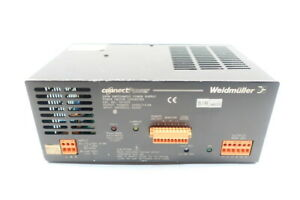 Weidmuller 991625 Connect Power Switchmode Power Supply 115 230v ac 24v dc 300w
