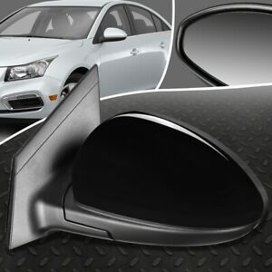 For 11 16 Chevy Cruze Limited Oe Style Powered Driver Left Side View Door Mirror