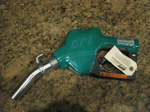Gpi Automatic Diesel Shutoff Fuel Nozzle 1 Inlet 30 Gpm Model 906008 570