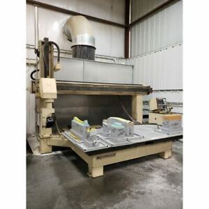 Used Motionmaster 5 Axis Dual 5 X 5 Table 36 Z Travel New In 2001