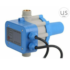 Pump Controller Automatic Electronic Switch Water Pump Pressure Control Us Plug