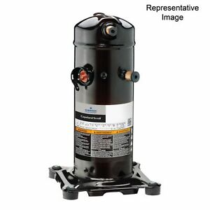 Copeland Zr21k5e pfv 800 Scroll Compressor 21 000 Btuh R22 208 230v Single Phase