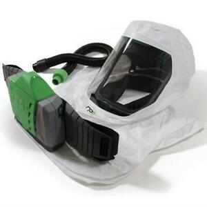 Supplied Air Respirator Hood For Painting powder Coating Rpb T link