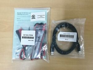 Agilent Keysight 34138a Test Lead Set With Usb Cable For Multimeter