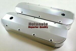Fabricated Anodize Aluminum 396 427 494 502 Tall Valve Cover Big Block Chevy Bbc
