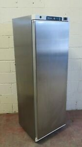 Blizzard L400ss Stainless Steel Upright Single Door 380 Ltr Commercial Freezer