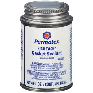 Permatex 80062 High Tack Gasket Sealant 4 Oz Pack Of 1