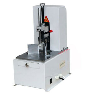 Electic Round Corner Cutter Corner Rounding Machine For Name Cards Paper 110v