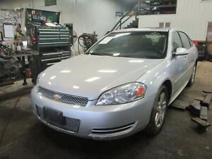 2012 Chevrolet Impala Engine 3 6l Vin 3 8th Digit Opt Lfx Fed 19d0374