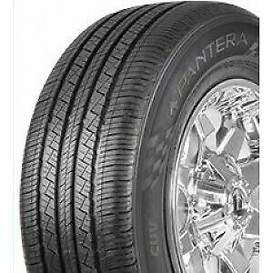 2 New Pantera Touring Cuv A S P235 65r17 Tires 2356517 235 65 17