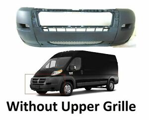 Fits Ram Promaster Front Bumper Cover 1500 2500 3500 Left Right Center 2014 2018