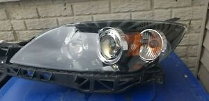 Mazda 3 Hatchback 2004 2006 With Hid Driver Side Headlight Used Oem