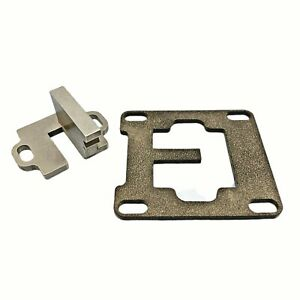 Stainless 11 Fuel Cam Plate And Mount 1994 1998 Dodge P7100 Cummins 5 9l 12v 5