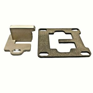 Stainless 6 Fuel Cam Plate And Mount 1994 1998 Dodge P7100 Cummins 5 9l 12v 5