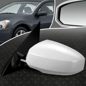 For 04 08 Nissan Maxima Oe Style Powered Driver Left Side Rear View Door Mirror