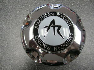 One 1 American Racing Atx Series Chrome Center Cap 1342100941 S309 04