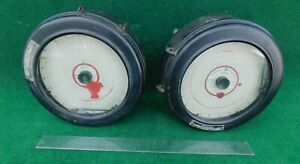 2 General Electric Recording Ammeters Low S No Reserve