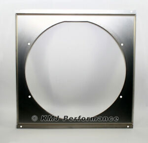 Aluminum 16 Electric Fan Shroud Universal Fits 24 Crossflow Radiators