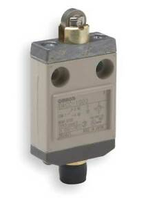 Omron D4cc1002 Spdt Limit Switch Plunger Nema 3 4 13 Ip 67