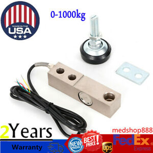 Precise Cantilever Beam Sensor Pressure Weighing Sensor 1t For Scale Use New