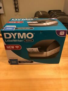 Dymo Labelwriter 450 Black And White Label Thermal Printer 1750110