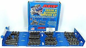 Arp Engine Accessory Fastener Kit 535 9801 Chevy 396 454 Black Oxide