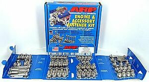 Arp Engine Accessory Fastener Kit 535 9501 Chevy 396 454 Stainless 300